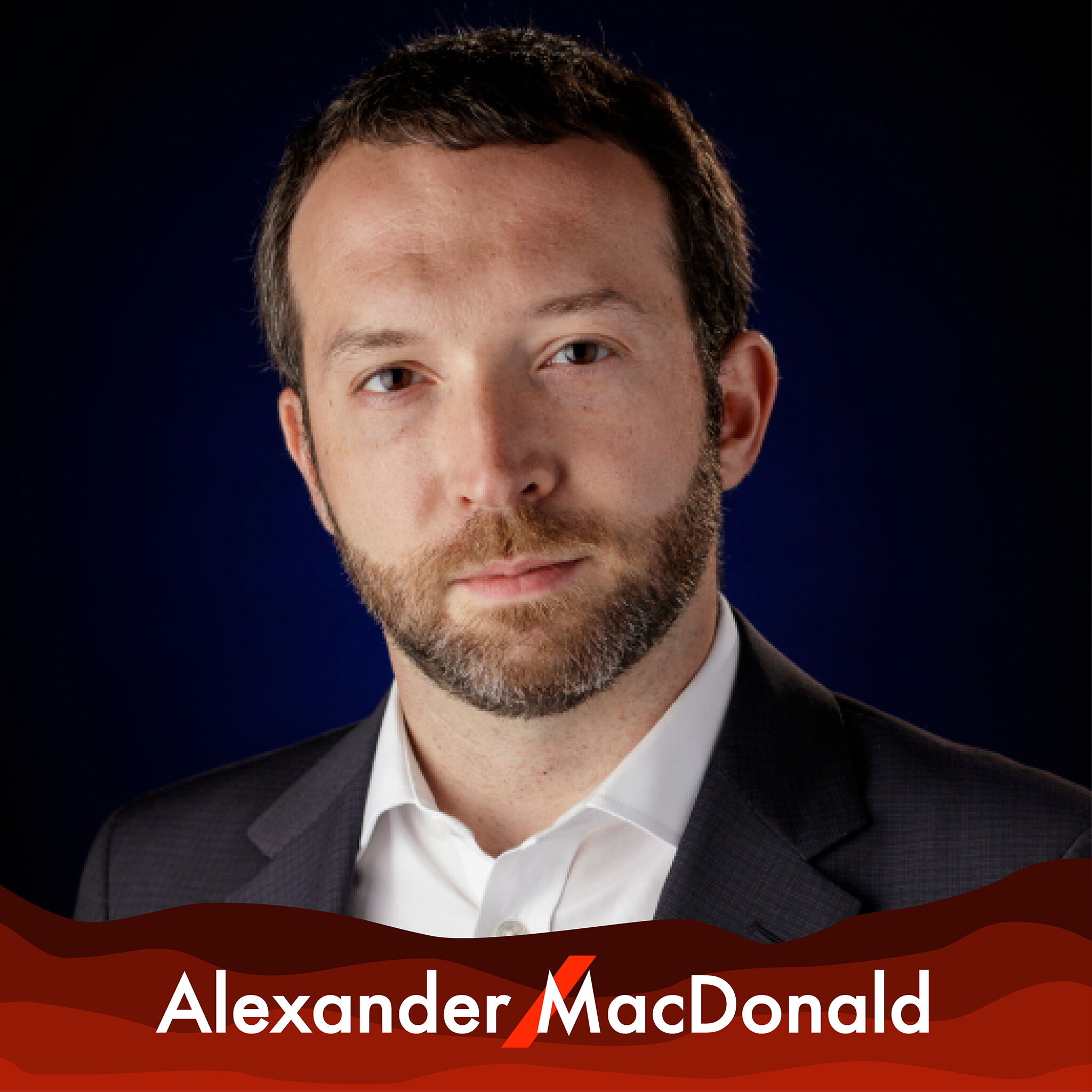 A picture of Alexander MacDonald